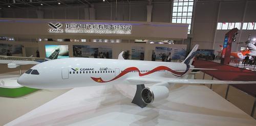 俄中航空领域协定助力提升两国高科技产品合作水平。