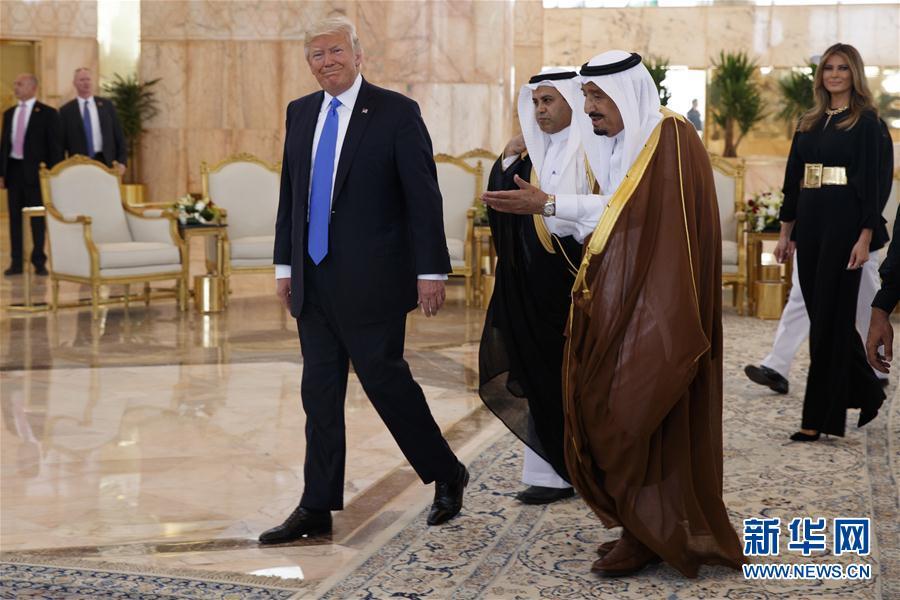 千亿军火美国向沙特卖了什么?针对伊朗意味很浓