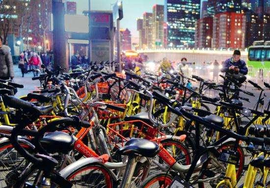 押金第三方存管将至 共享单车行业兼并重组在即