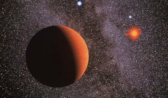 """""""第二地球""""比邻星B气候或适宜生命存在"""