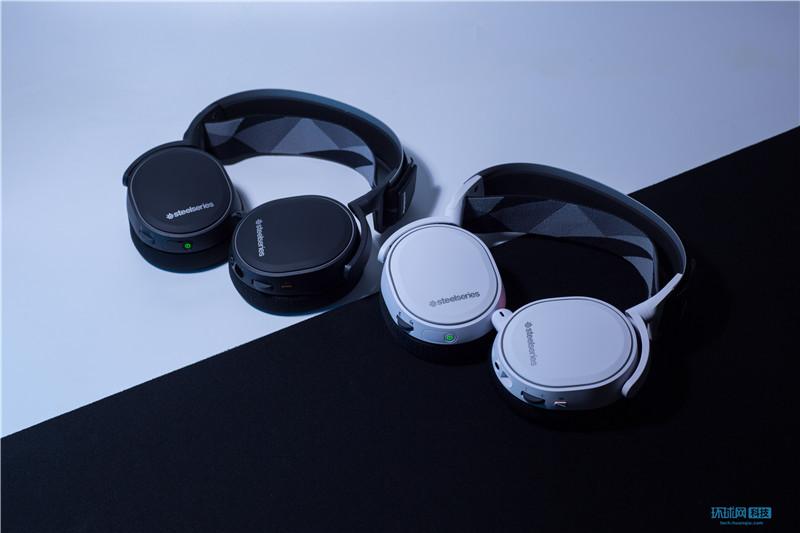赛睿Arctis3耳机图赏 带来沉浸式游戏体验