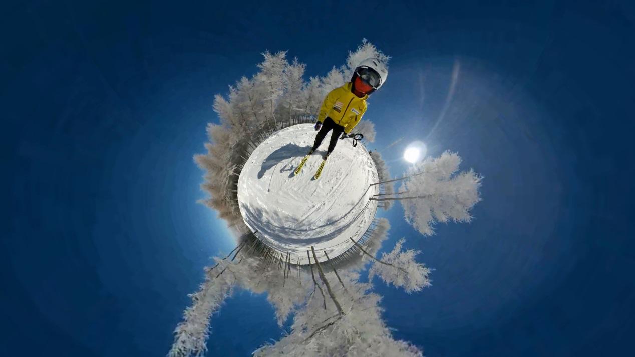 360°全景影像 米家全景相机助力班夫山地电影节