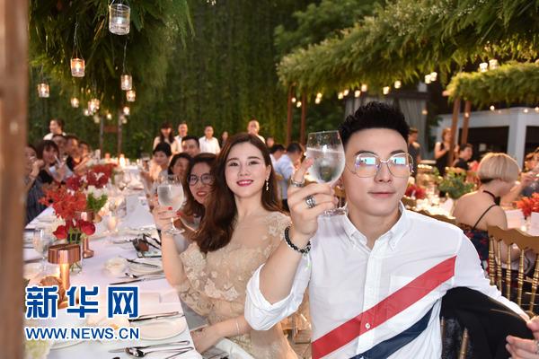 泰国旅游局为中国爱侣举办欢迎晚宴