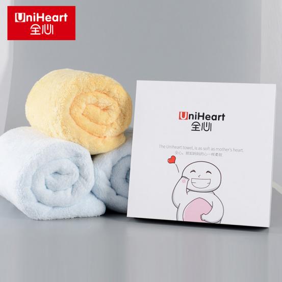 全心(Uniheart)研发出新一代婴童浴巾,即将登陆电商渠道