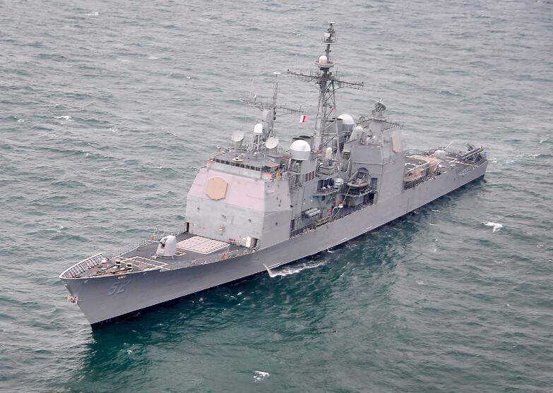 美军迎来宙斯盾巡洋舰退役潮 台军能捡漏吗?