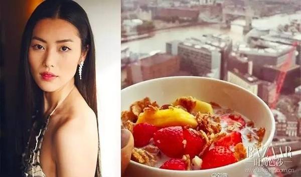 跟着刘雯奚梦瑶吃燕麦,怎么人家瘦了你反胖?