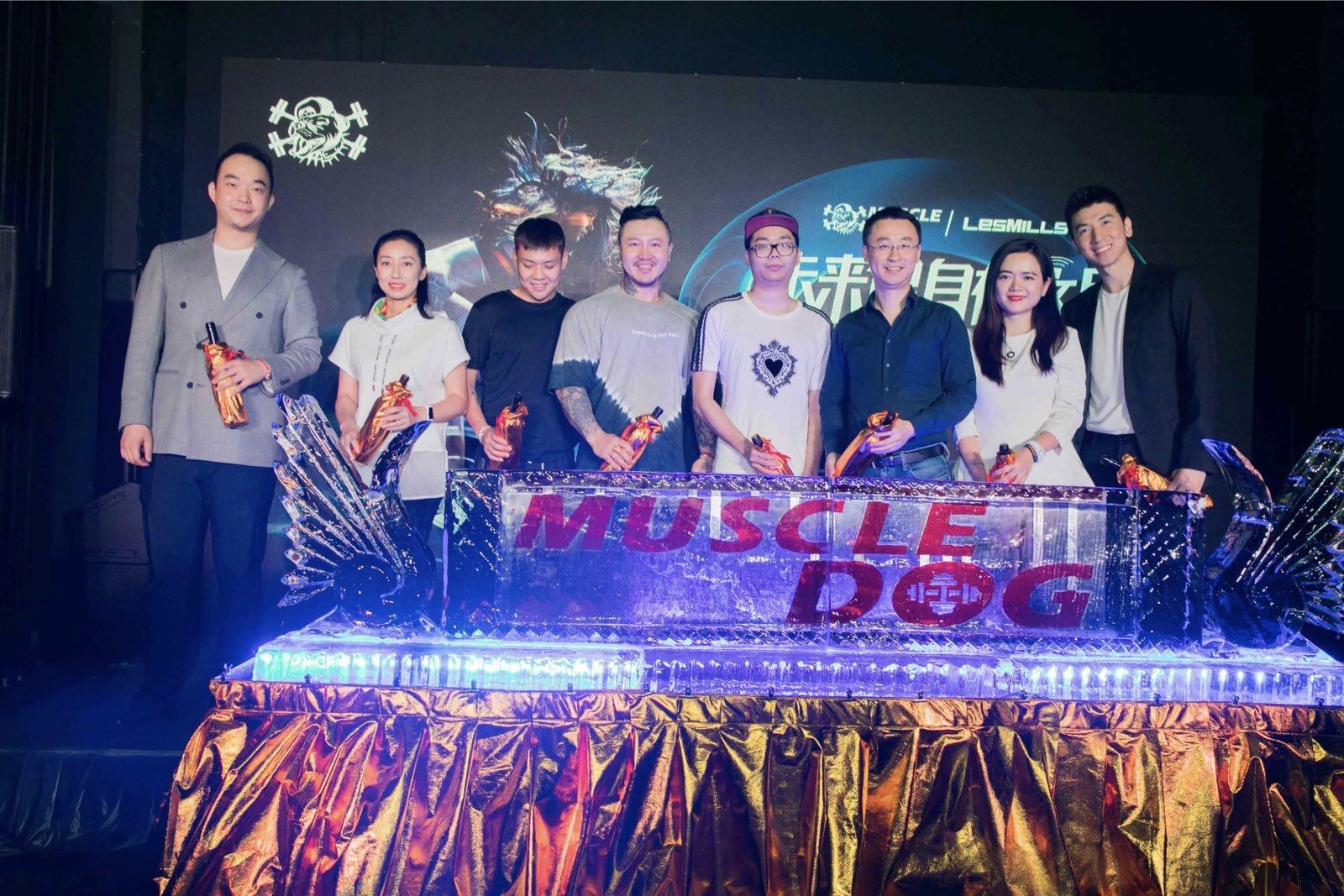 """莱美LES MILLS THE TRIP ®中国大陆首发""""沉浸式单车课程""""登陆北京"""