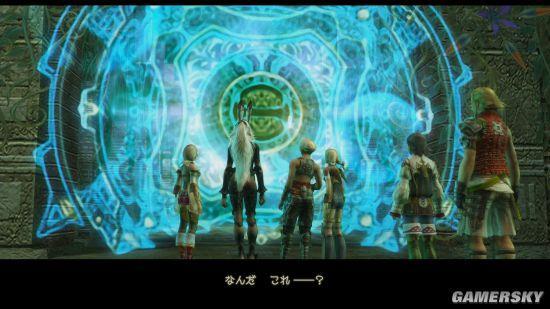 《最终幻想12》重制版海量新截图