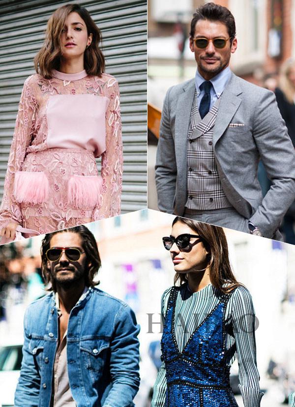 粉粉连衣裙、甜美荷叶边、帅气西装、抢眼配饰,都能令你们甜蜜十足!