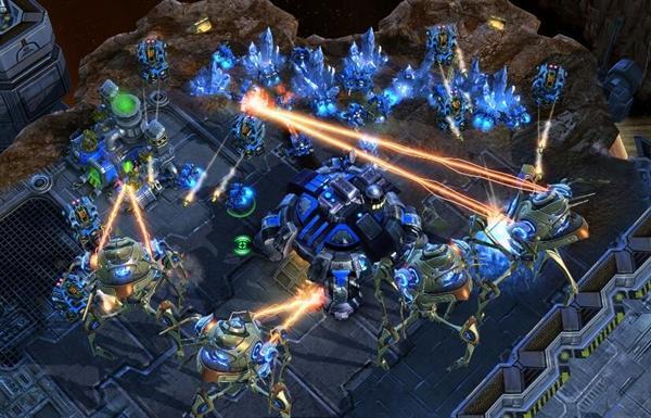 《星际争霸》高手喊话人工智能:不可能赢我!