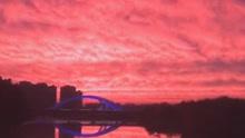 被刷屏的北京火烧云 到底有多美?