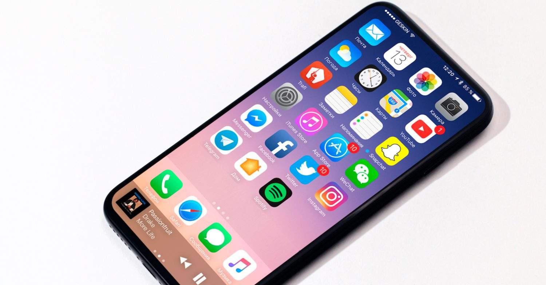 iPhone 8新功能来了:超强自拍模式将至