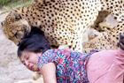 动物袭击人类的惊魂瞬间