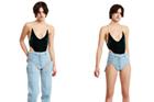 法品牌推出可拆卸牛仔裤