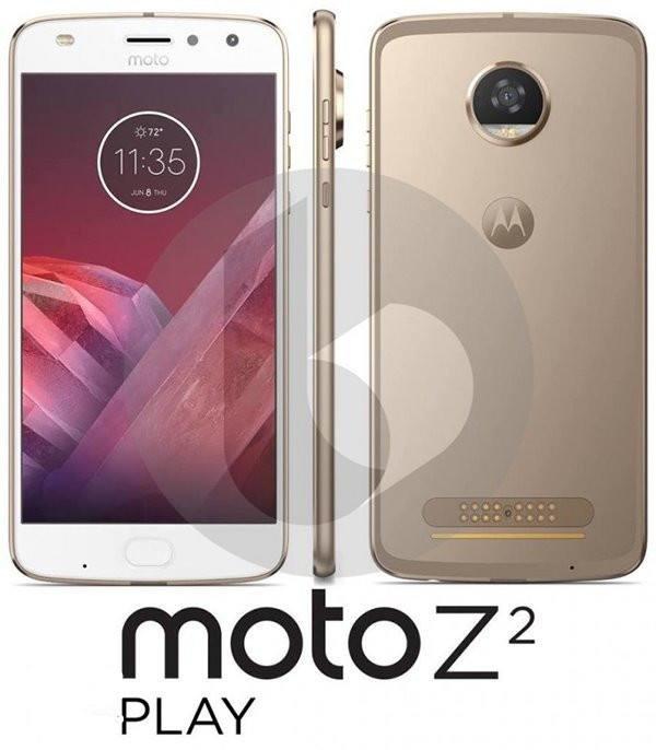 联想证实Moto Z2 Play电池缩水至3000mAh