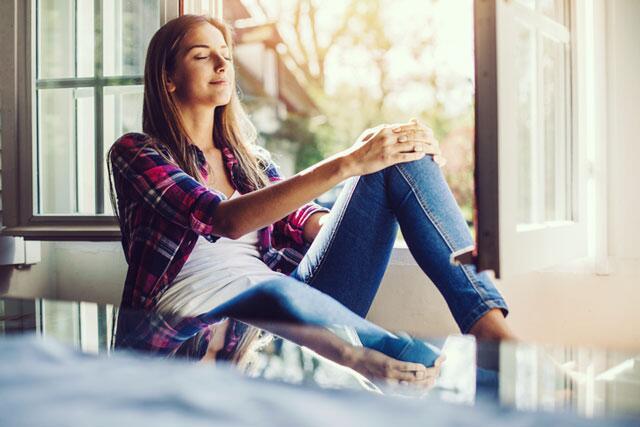 女人不再屈服爱情 独立女性最潇洒
