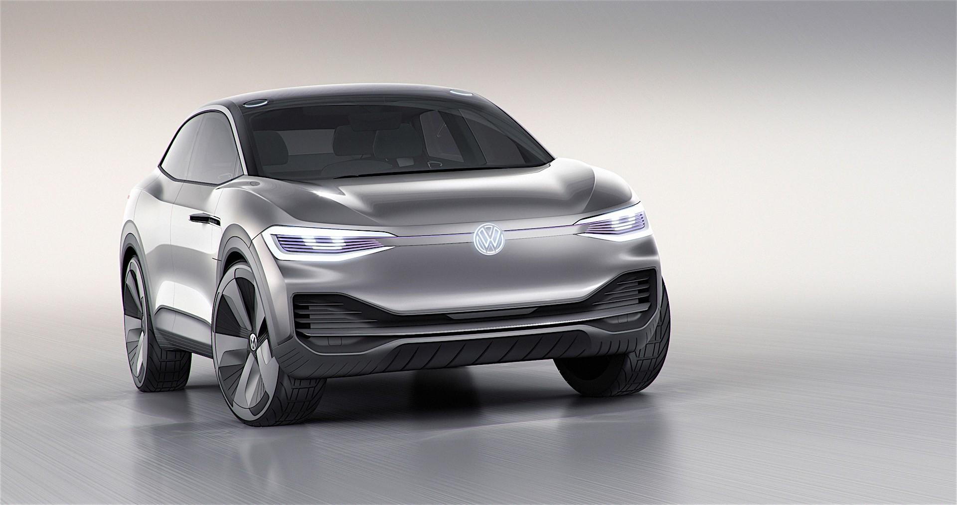 大众2019年在加州推出三款电动汽车 含SUV
