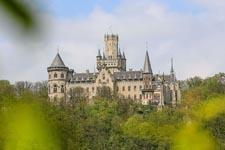 世界面积最大的城堡 德国马林堡