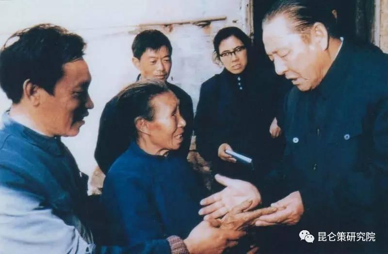 宋方敏:学习习仲勋同志以群众路线为改革生命线