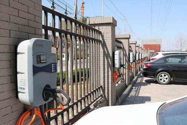 成都出台专项规划:新建住宅小区充电桩将成标配