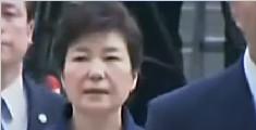 朴槿惠今天将公开出庭受审