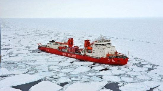 外媒规劝日本别进军北极:为此得罪中国很不明智