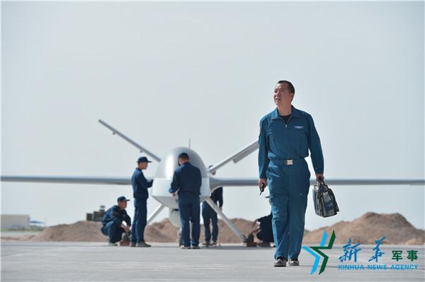 空军改飞无人机