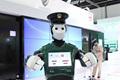 机械战警亮相迪拜 全球首个机器警察上岗