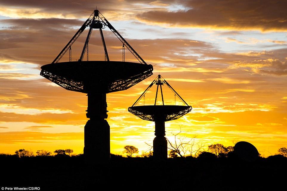 来自外星人的消息?澳大利亚收到神秘电波