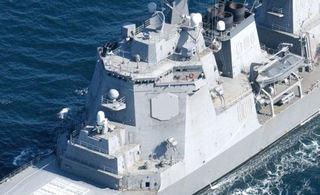 美日研发新宙斯盾雷达将激怒中国?