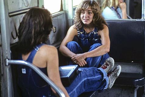七八十年代纽约地铁珍贵旧照震撼人心