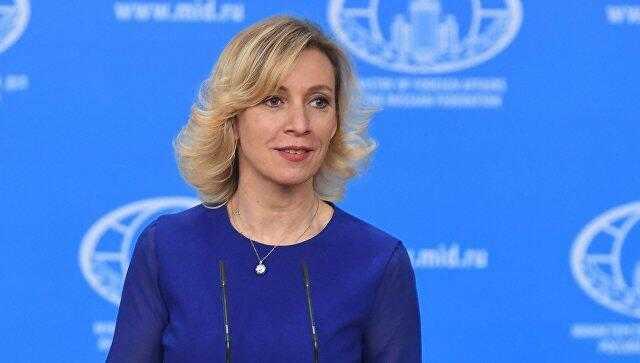 俄外交部发言人:工作和生活都需要幽默感