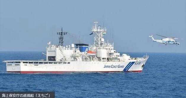 日海保厅派巡逻船前往东南亚 拟与菲越两国举行联合训练