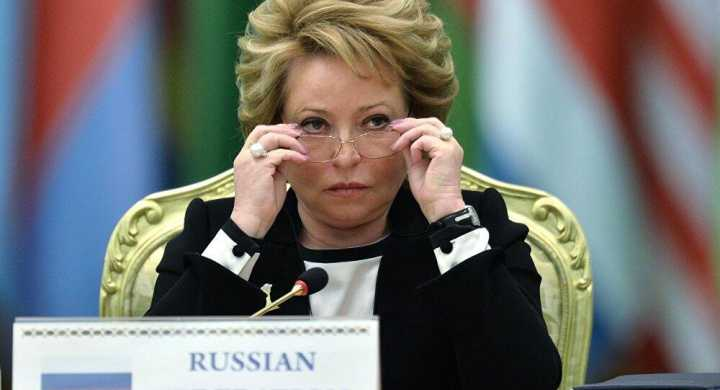 俄上议院议长:现在称俄美关系变暖还为时过早