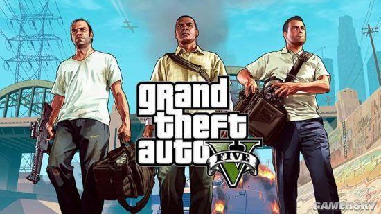 《GTA5》创新纪录!销量游戏史第四