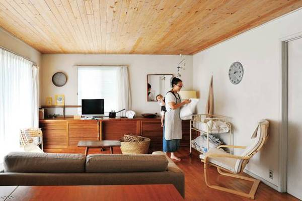 如何把小房子越住越大?