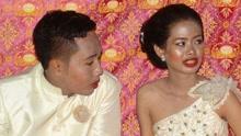 新娘因妆容像如花决定重结一次