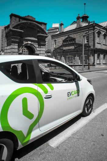 从新一线城市峰会看EVCARD共享汽车重新定义城市出行