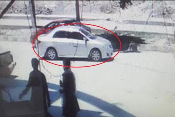中国夫妇巴基斯坦被绑架 事发地现场图曝光