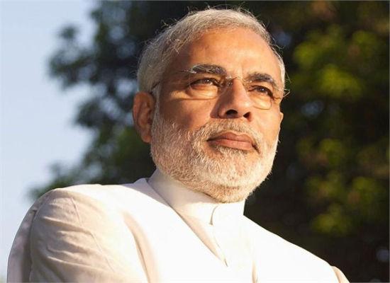"""莫迪拉非洲抗衡中国 称""""印度与你们携手同行"""""""