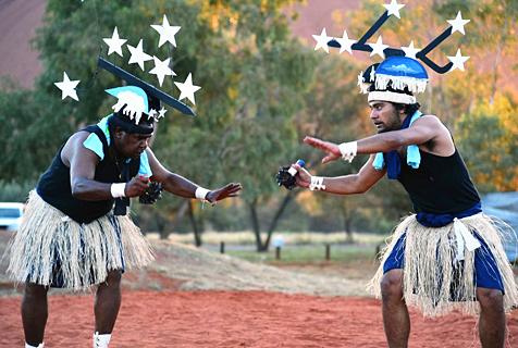 澳制宪会议开幕 原住民热情跳舞庆祝