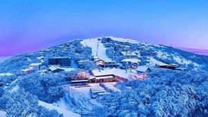 这个夏天到南半球去滑雪