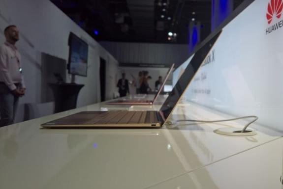 [视频]科技雷不撕:华为Win10新机MateBook上手