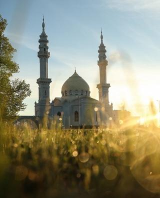 俄罗斯博尔加尔白色清真寺(下)