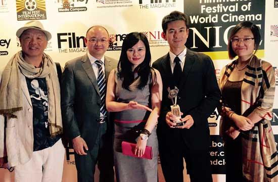 电影《归去》欧美屡获大奖14天拍摄真实故事