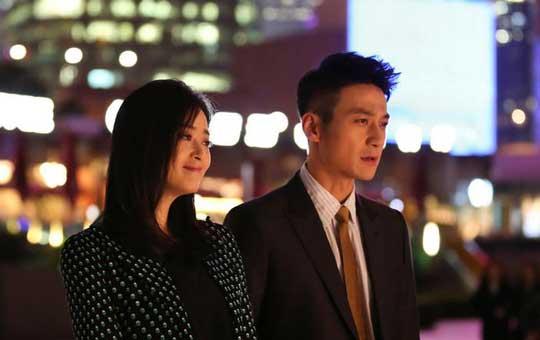 《欢乐颂2》张陆蒋欣用情至深 甜言蜜语不间断