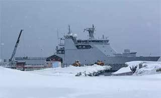 这种特殊舰艇预示海军发展方向