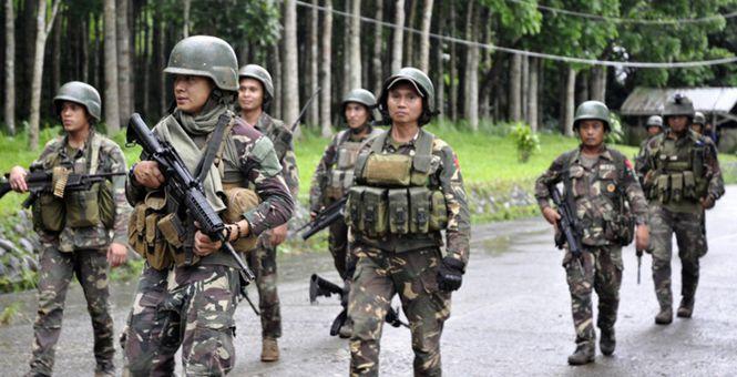 恐怖组织攻击菲律宾南部城市 政府军与其交火大批平民逃离