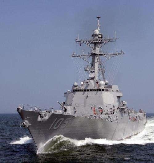 美军舰又来南海巡航释放啥信号?这次显得很低调