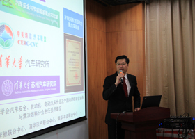 杨殿阁:打造中国汽车的未来
